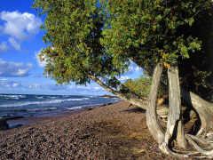 Keweenaw Peninsula shoreline